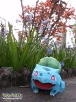 Bulbasaur papercraft by Lyrin-83