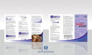 Bank Indonesia Brochure by kn33cow