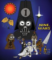 NINE WARS by KRRouse