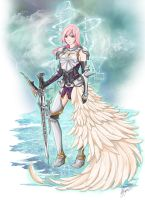 Lightning in Valhalla by PrincessChex