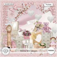 KIT FREEBIE - BONNE FETE MAMAN by cajoline-scrap