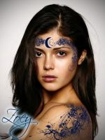House of Night - Zoey by OlyaMolya