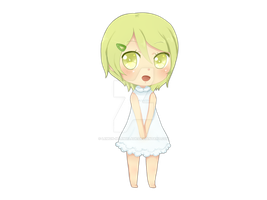 Lime chibi by lemon-marmalade