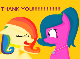 Thank you KeyboardKitten!!!!! by nyan-cat-luver2000