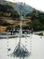 Sculpture by the Sea 2009-14 by ARTmonkey90