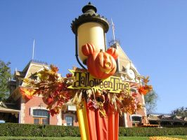 Disney's Halloween Time by disneyland-stock