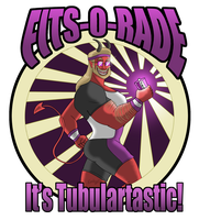 Fits-O-Rade by SironaBennet