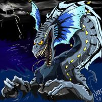 Hades SeaDragon by Lady-----HADES