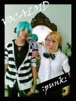 Vocaloid: BE PUNK by meichine