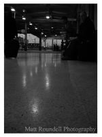 Black and White Floor by roundy666