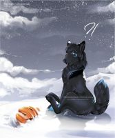 Snow halloween 2012 by Seppyo