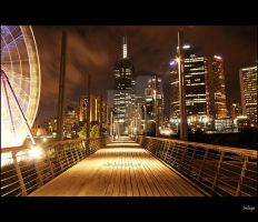 Melbourne's Lil Playground by MD81