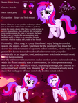Silent Song Information Sheet by AnAppleForgotten