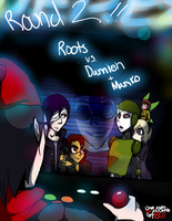 Housemates Round 2:Cover by freddyf202