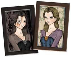 Remothered: Tale of Two Portraits by lonelymori