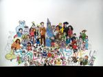 Draft 1 Disney Characters by ThemawtArcsion