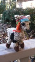 Save the drama for your llama by Yarnigurumi