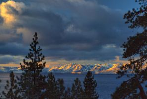 Tallac, Lake Tahoe by MartinGollery