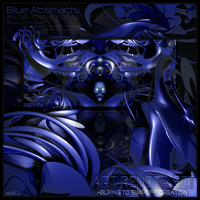 BlueAbstractRenderSet by Thamyris71