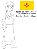 APH: New Mexico by LaMademoiselleRouge