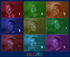 Caroldie collage 2 by tomegatherion