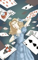 Alice In Wonderland finished by Artlyss