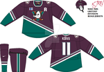 Anaheim Ducks Road NEW V1 by thepegasus1935