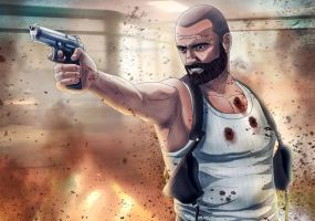 Max Payne 3. by Lightning-Stroke