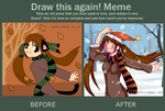 Draw this again MEME by AnikeArmen