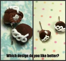 Cupcake comparison- which do you prefer by kawaiibuddies