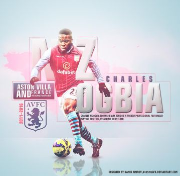 Charles NZogbia by namo,7 by 445578gfx