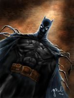 I AM THE NIGHT by Superpael