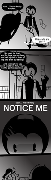 Bendy and the ink machine pt 17 by 00TheInkJester00