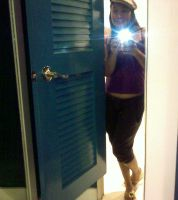 me At the fitting room by Litratobyberneserose