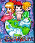 Earthbound by Pamhay