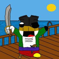 Pirate Raul by Raulboy