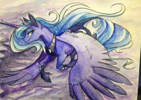 Luna Painting - For Sale by Famosity