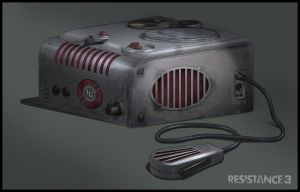 R3 Audio Journal by MeckanicalMind