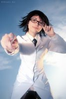 Drrr: Shinra - Can I? by Alexia-Muller
