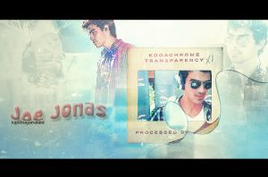 Joe Jonas gift by iriina