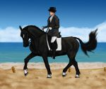 Dancing by the Seaside by SilverBrooke-Stables