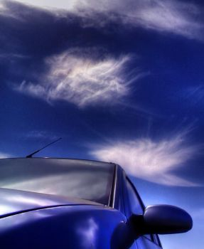 Ride to Heaven HDR by ScorpionEntity