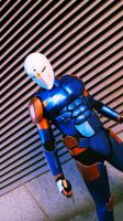 Grey Fox / Cyborg ninja by Diegator