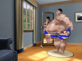 Sims 3 Moses Puloki From Lili and Stich by Beast72