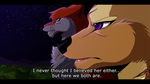 But here we both are... by Chiibe
