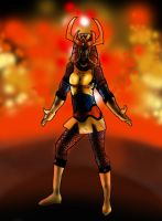 B is for Big Barda by Cubed1