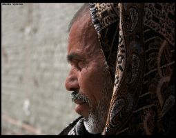 A Man From Sakkara by vydrova