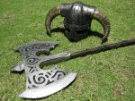 Skyrim Axe of Whiterun by renegadecow