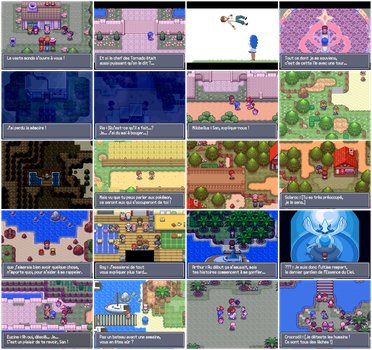 Screenshots from Pokemon : Epic adventures by LaPampa-Fr