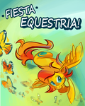 Fiesta Equestria Contest by PashaPup